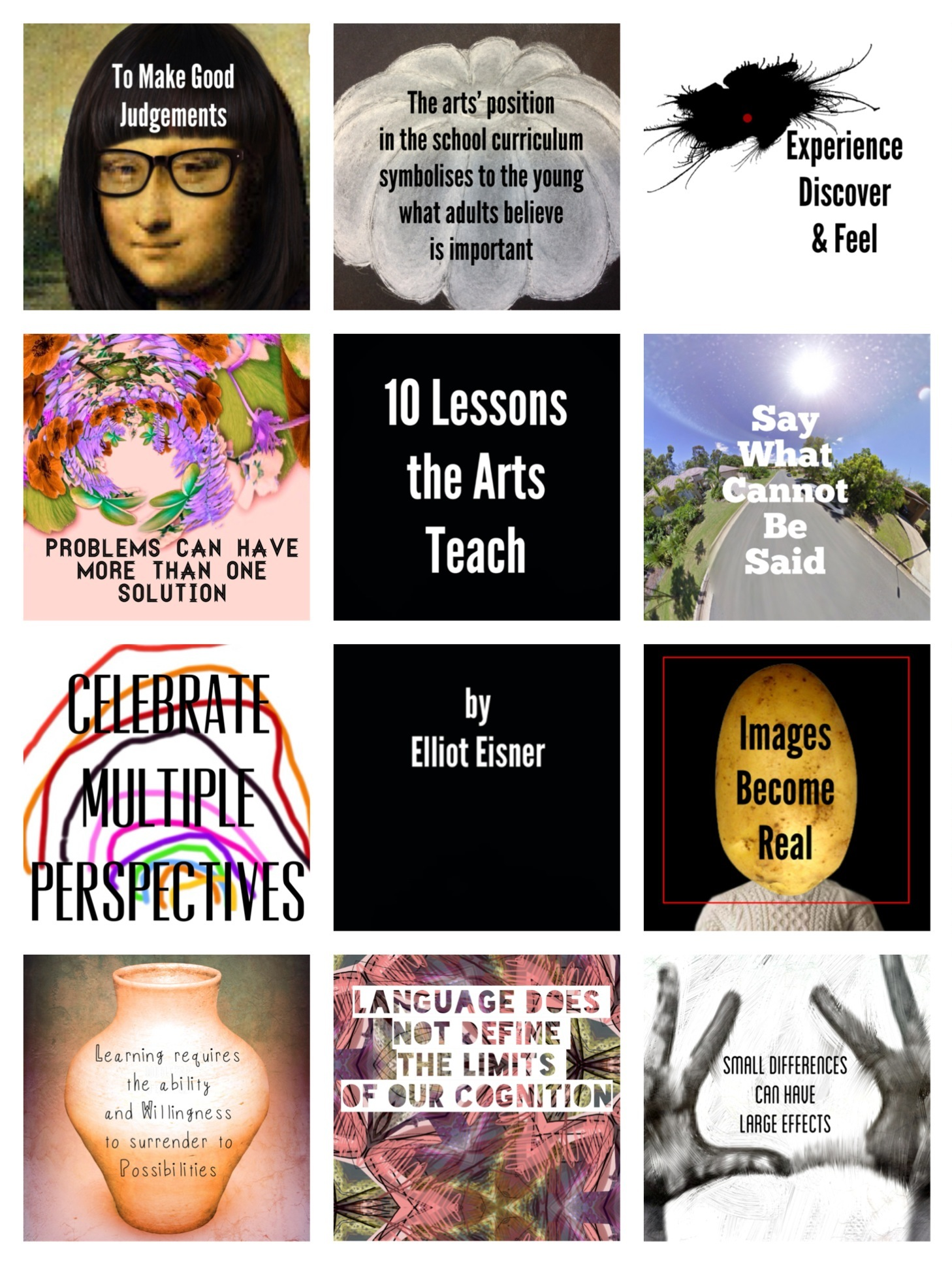 10 Lessons Art Teaches